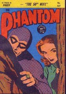 Frew - The Phantom Issue #837