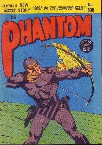 Frew - The Phantom Issue #838