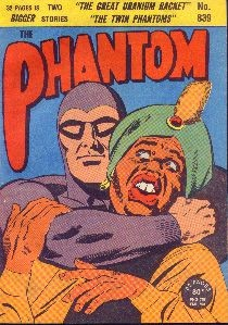Frew - The Phantom Issue #839