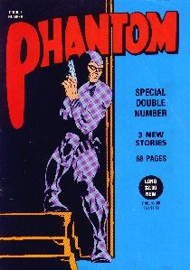 Frew - The Phantom Issue #840A