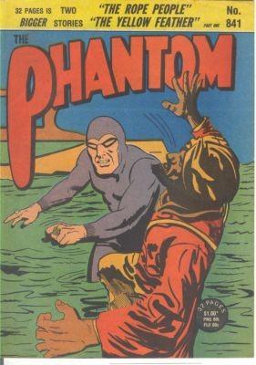 Frew - The Phantom Issue #841
