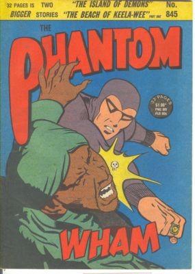 Frew - The Phantom Issue #845