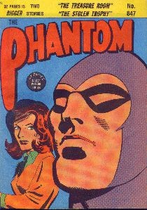 Frew - The Phantom Issue #847