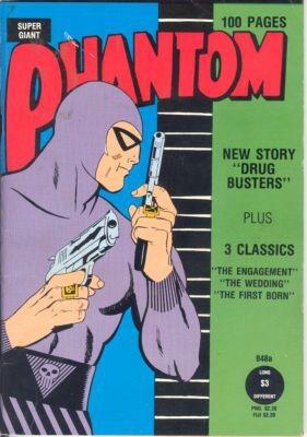 Frew - The Phantom Issue #848A