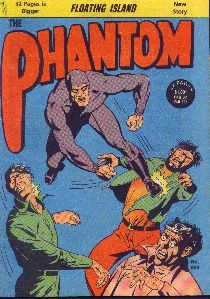 Frew - The Phantom Issue #850
