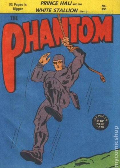 Frew - The Phantom Issue #851