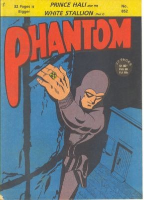 Frew - The Phantom Issue #852