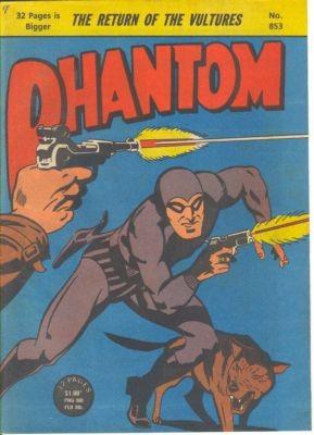 Frew - The Phantom Issue #853