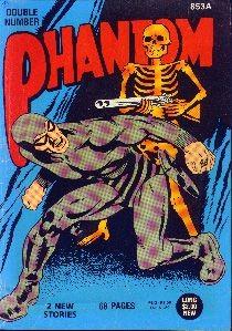 Frew - The Phantom Issue #853A