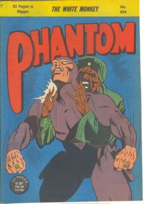 Frew - The Phantom Issue #854