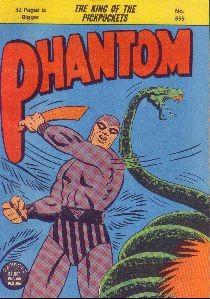 Frew - The Phantom Issue #855