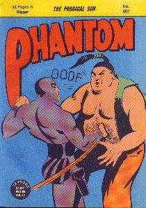 Frew - The Phantom Issue #857