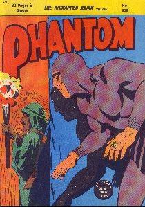 Frew - The Phantom Issue #858