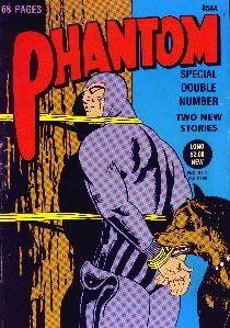 Frew - The Phantom Issue #858A