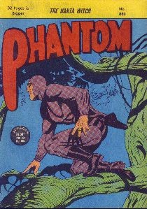 Frew - The Phantom Issue #860