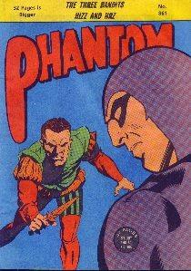 Frew - The Phantom Issue #861