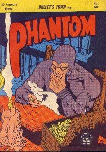 Frew - The Phantom Issue #862