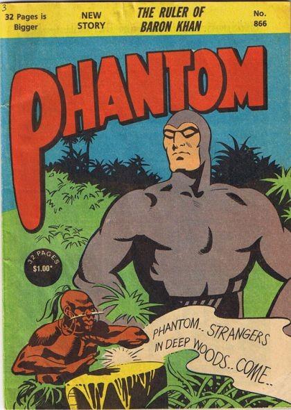 Frew - The Phantom Issue #866