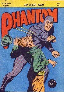 Frew - The Phantom Issue #867