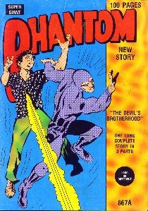Frew - The Phantom Issue #867A