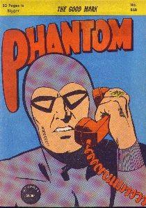 Frew - The Phantom Issue #868