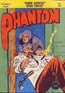 Frew - The Phantom Issue #869