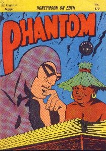 Frew - The Phantom Issue #870