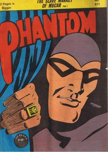 Frew - The Phantom Issue #871