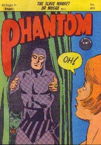Frew - The Phantom Issue #872