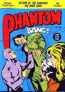 Frew - The Phantom Issue #872A