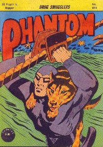 Frew - The Phantom Issue #873