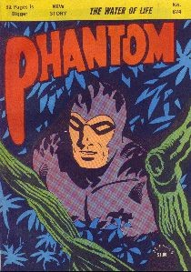 Frew - The Phantom Issue #874