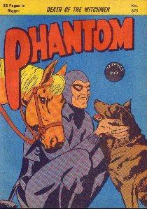 Frew - The Phantom Issue #875