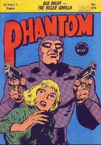 Frew - The Phantom Issue #876