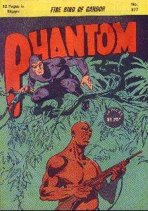 Frew - The Phantom Issue #877