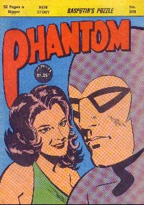 Frew - The Phantom Issue #878