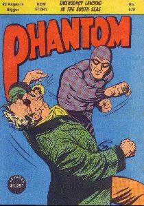 Frew - The Phantom Issue #879