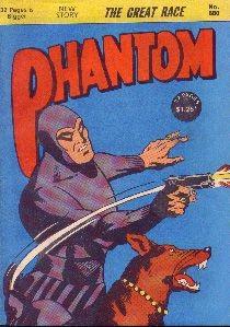 Frew - The Phantom Issue #880
