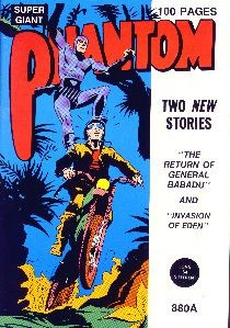 Frew - The Phantom Issue #880A