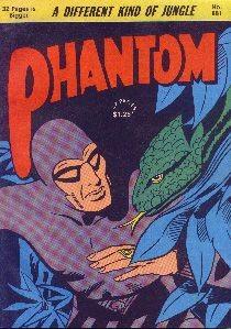 Frew - The Phantom Issue #881