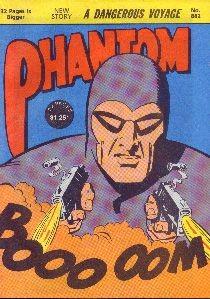 Frew - The Phantom Issue #882