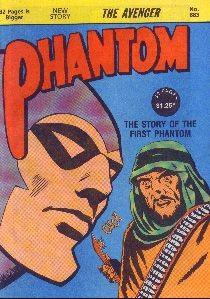 Frew - The Phantom Issue #883