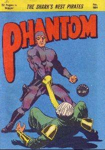 Frew - The Phantom Issue #884