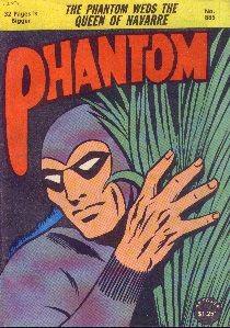 Frew - The Phantom Issue #885