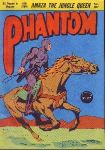 Frew - The Phantom Issue #887