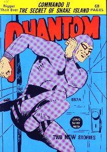 Frew - The Phantom Issue #887A