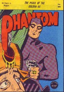 Frew - The Phantom Issue #889