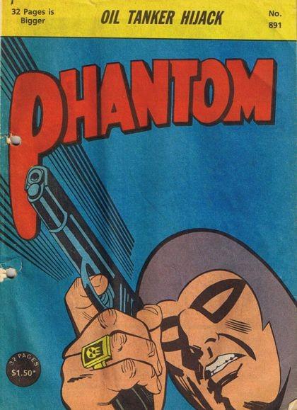 Frew - The Phantom Issue #891
