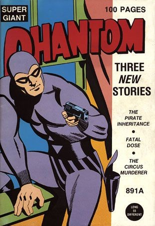 Frew - The Phantom Issue #891A