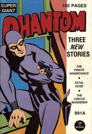 Frew - The Phantom Issue #891A